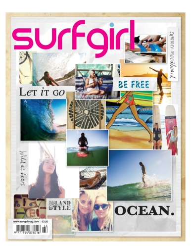 "COVER""SurfGirl issue 43"""